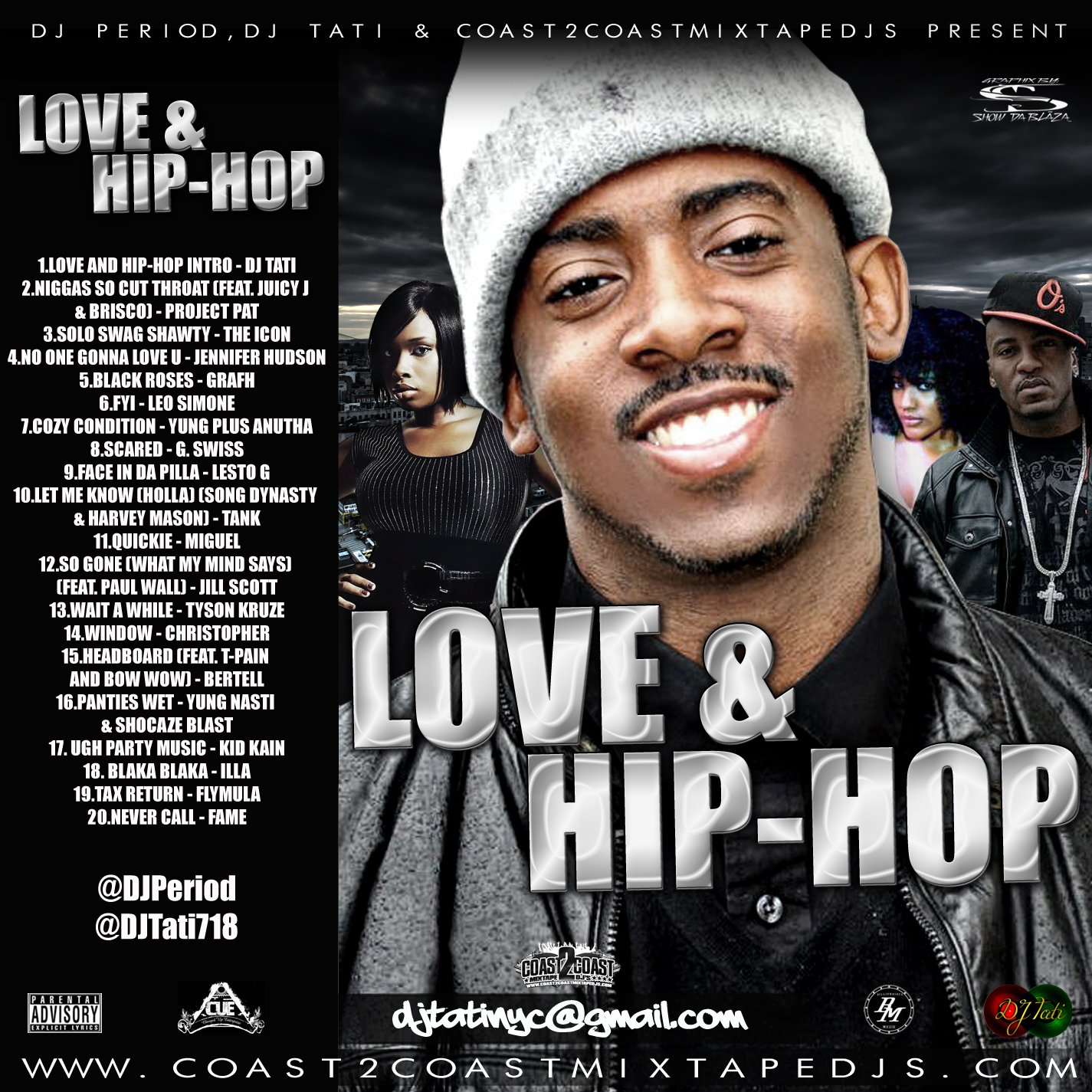 Say Love and Hip Hop Music