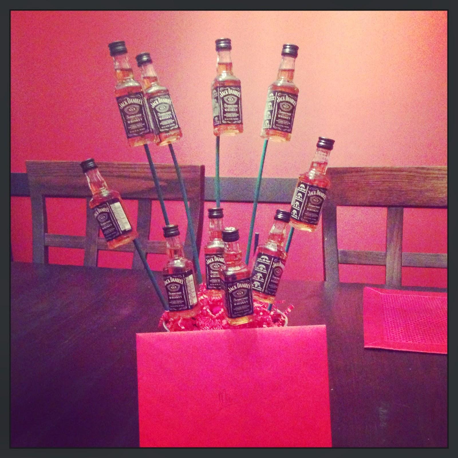 Jack Daniel's, manly valentine gift