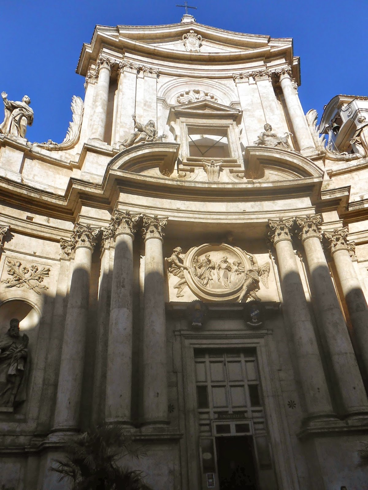 When in rome see san marcello al corso on piazza di san marcello roman despatches - Corso di design roma ...