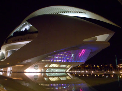 Valencia Science Park - City of Arts and Sciences