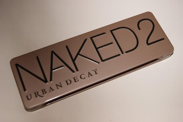 Naked Vs Naked 2 Palettes