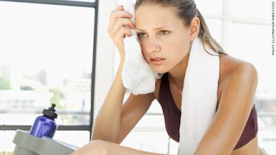 Beneficios de Salud de la sudoración