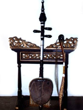 Music: Rebab