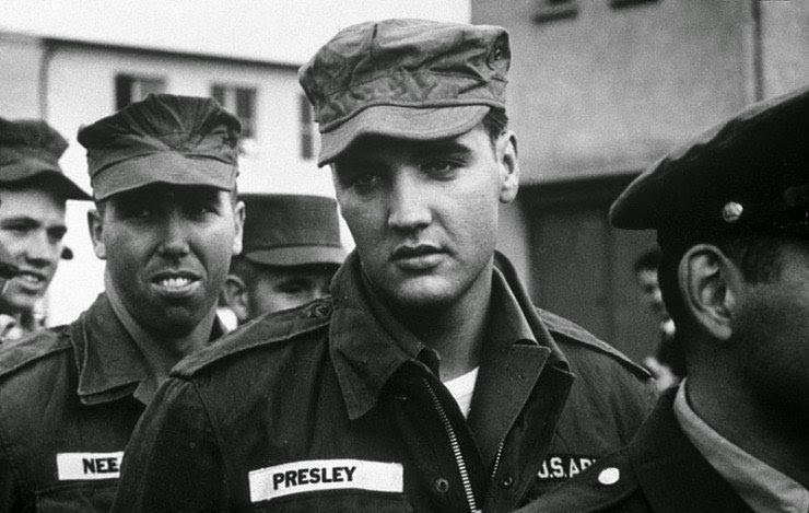 Ultimate Collection Of Rare Historical Photos. A Big Piece Of History (200 Pictures) - Elvis Presley