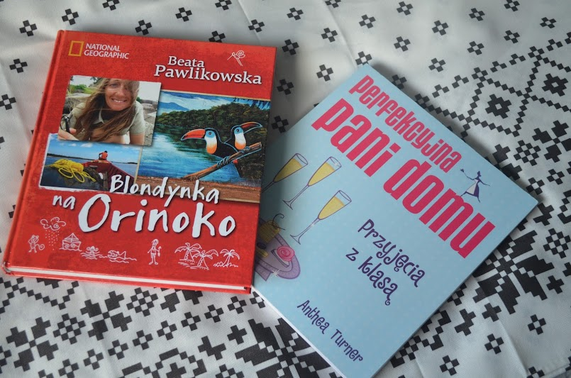 Książkowe czasoumilacze u Mywholefashion ♥