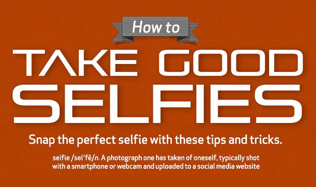Image: How to Take Good Selfies