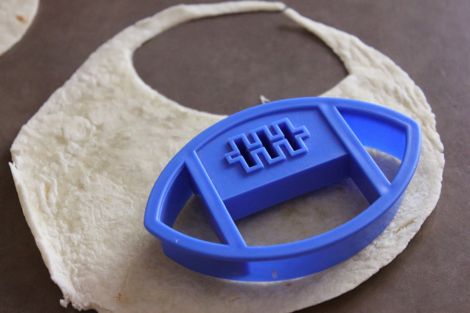 football cookie cutter template - punkie pie 39 s place super bowl hot crab dip with