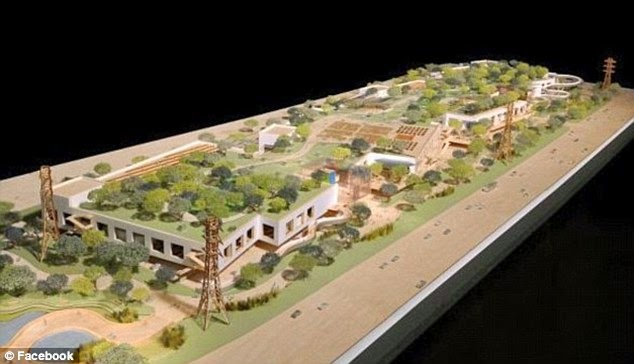 """تعرف على """" Zee town """" المدينة التي تستعد فايسبوك لبنائها"""