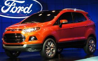 Fotos do novo Ford EcoSport - 2013 5
