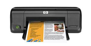HP Deskjet d1668 Printer Driver Free Download