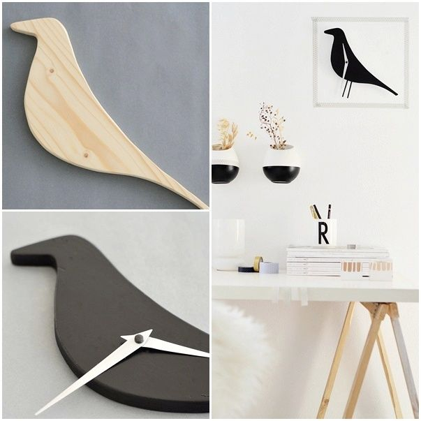 DIY:Eames house bird