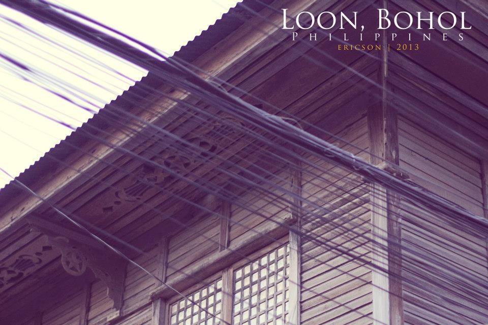 Ancestral House, Loon, Bohol