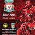 Senarai Pemain Pilihan Malaysia vs Liverpool 24 Julai 2015