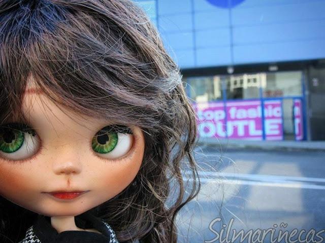 Basaak doll + Quedada Top Fashion Outlet Basauri