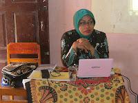 Hj. Sarni, S.Pd, M.Pd (Pengawas SMP Kab. Tegal)