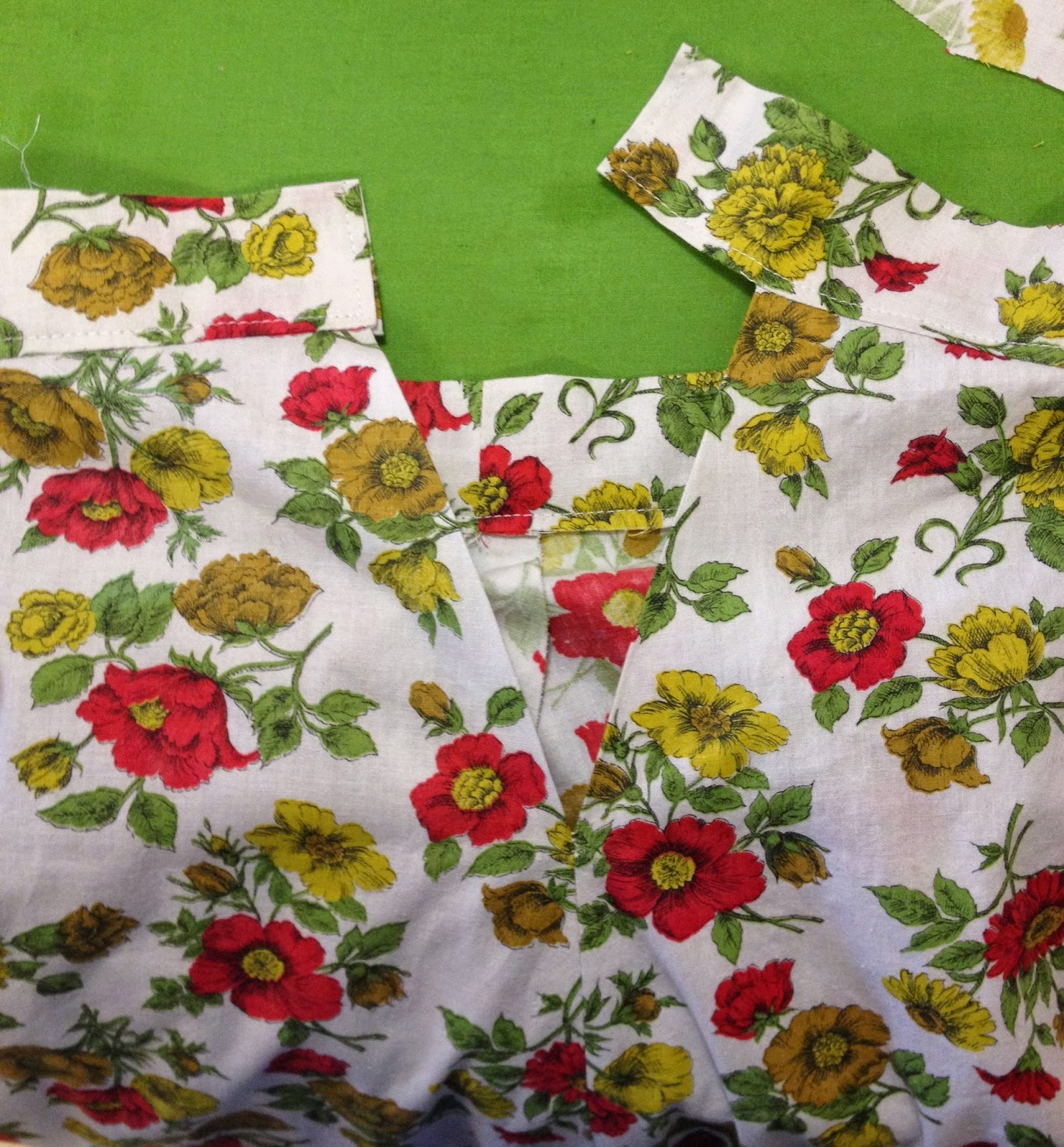 vintage sewing