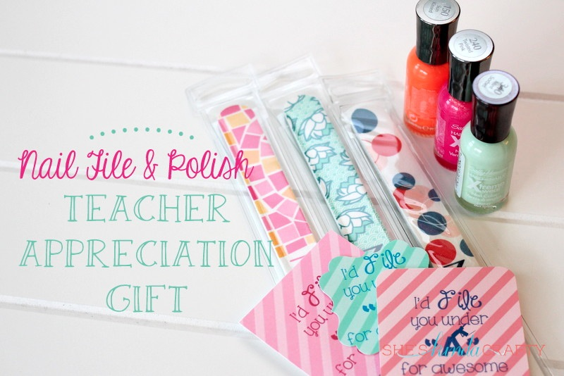20 Minute Tuesday Nail File And Polish Gift