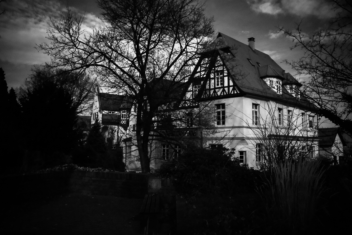 Matthew G. Beall contemporary vision driven black and white Photography     Back in Time (Ulm, Germany)    2012-2014
