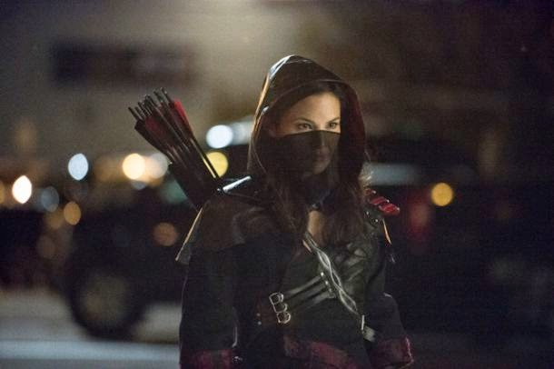 Nyssa Arrow Tropa Friki