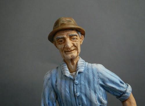statuina presepio pastorelli presepe personalizzati persone vere orme magiche