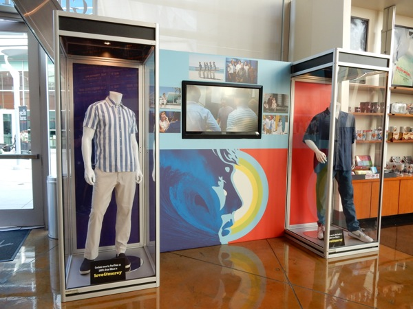 Love and Mercy movie costume exhibit