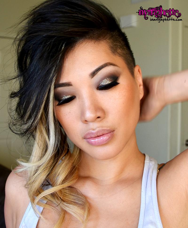Asian Smokey Eye Tutorial