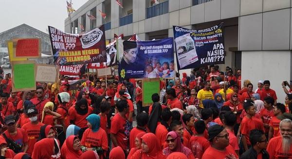 Himpunan 'Selamatkan Selangor'