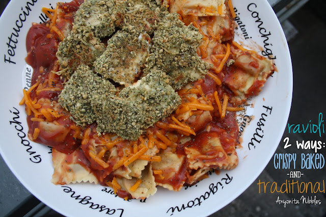 Packet Ravioli Two Ways: Crispy Baked & Traditional from www.anyonita-nibbles.com