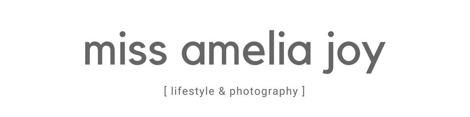 Miss Amelia Joy
