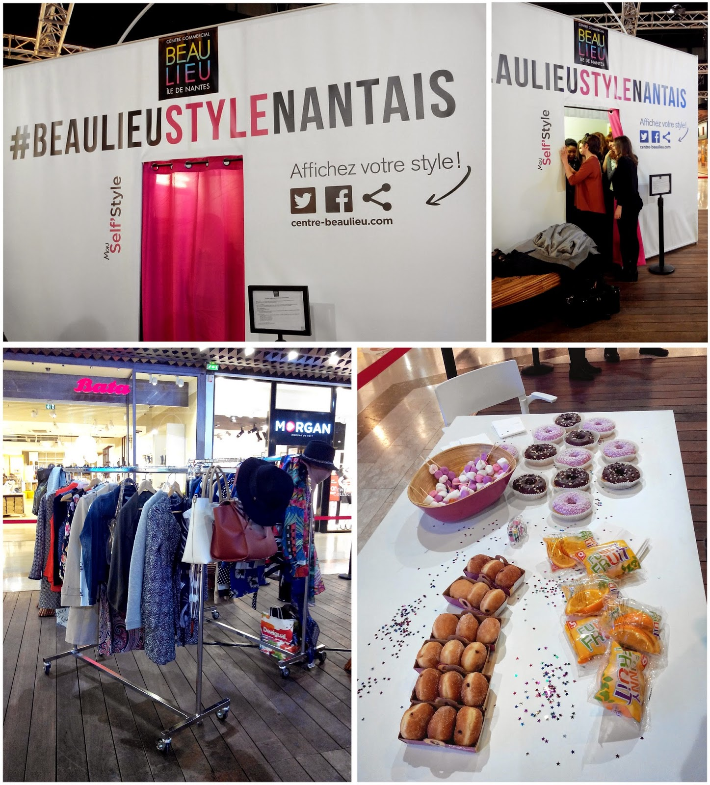 beaulieu, photomaton, blog, blogueuse, bullelodie, donnuts, vêtement