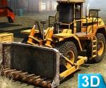 3d İş Makinesi Parket
