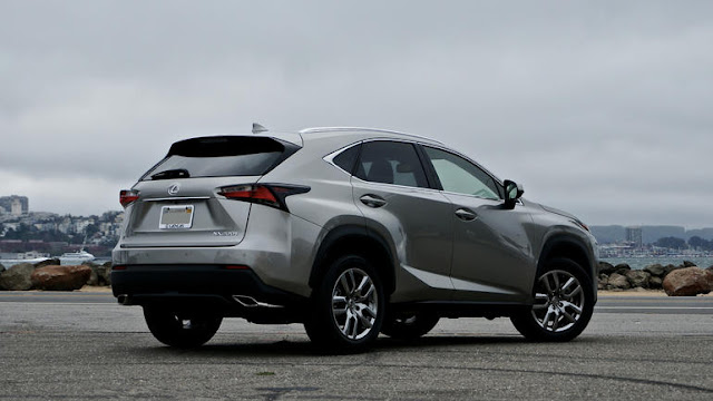 2015 Lexus NX 200t Review