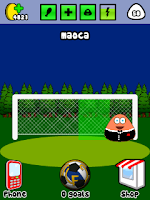 Nuevo juego de pou goal