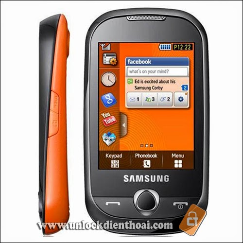 Samsung S3653M Corby Flash File