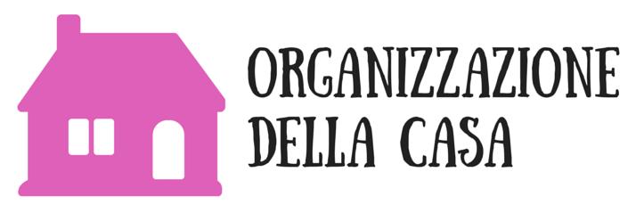Organizzazione della casa