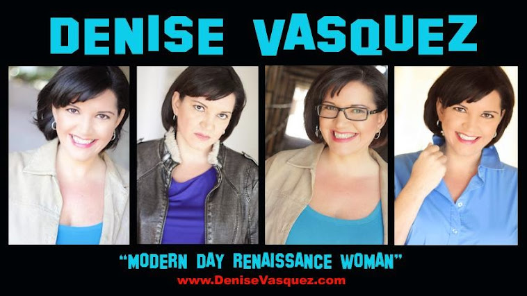 Denise Vasquez Official Website & Blog