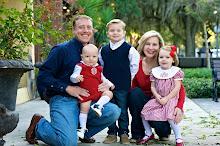 Mommy, Daddy, Bowen, Caroline & Davis