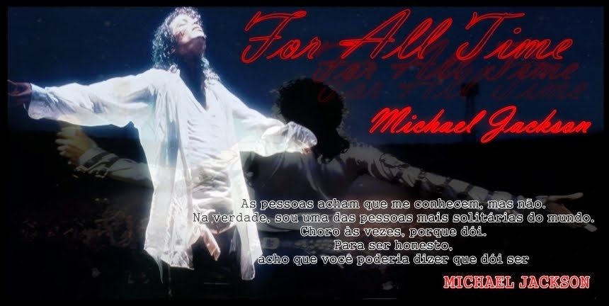 For All Time - Michael Jackson