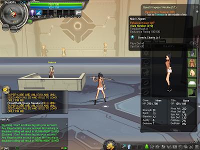 GhostX Ultimate - Maid Chignon With Level 1 Soma