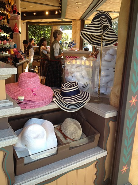 hats at Dapper Day
