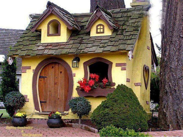 Rumah Menyatu dengan Alam