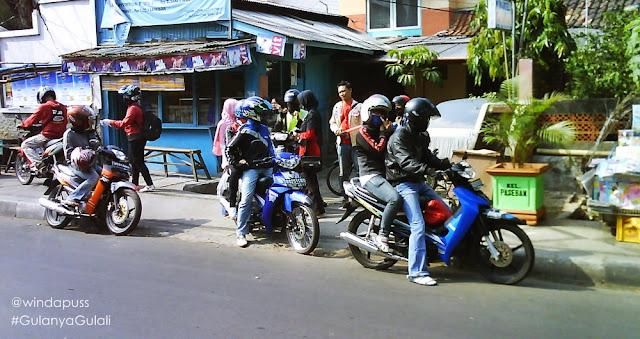 Touring Motor