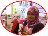 Nu-Prep100 Jenama Malaysia PASTI sealiran Kemajuan Ummah.Halfest 2012 PWTC Selamat Datang