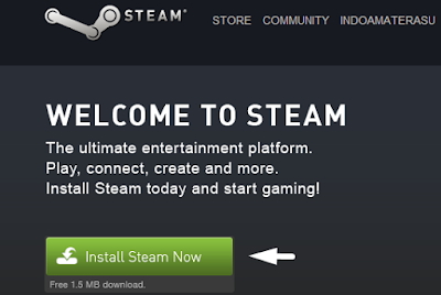 DOTA 2 dan Steam 3