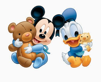 Mickey Mouse Baby, part 3