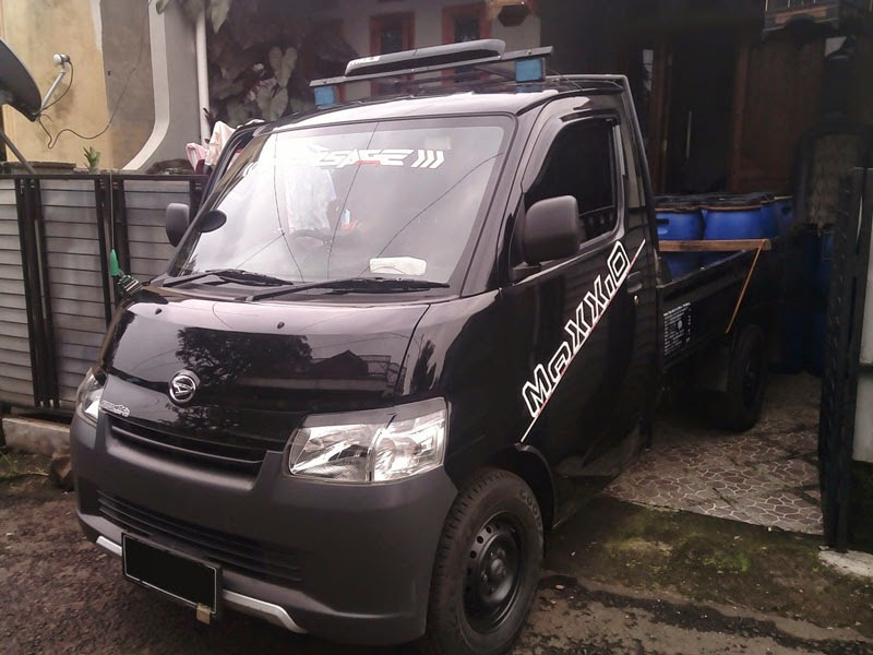 Modifikasi Daihatsu Grand Max Pick Up