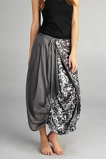 women beautiful long skirt