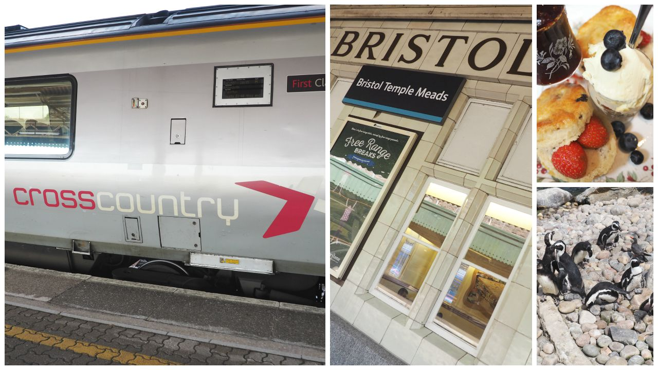 Cross Country Trains #FindYourNew Bristol