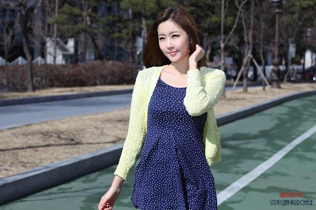 2 Choi Byeol Yee - Lovely Outdoor-very cute asian girl-girlcute4u.blogspot.com