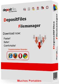 DepositFiles Filemanager Portable
